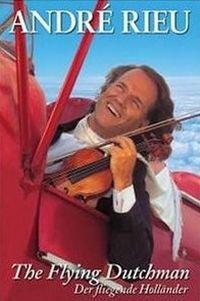 Cover André Rieu - Der fliegende Holländer [DVD]